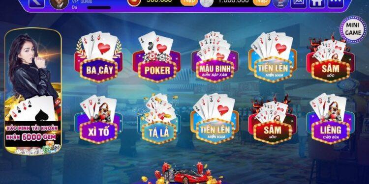 Giới thiệu 1 số game bài đổi thưởng được biết đến nhiều nhất 2020