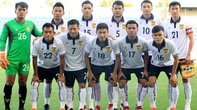 Đội tuyển bóng đá Lào - những chiến binh với ý thức cống hiến