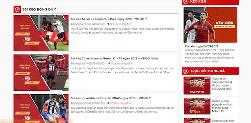 Tylekeo.vip - địa chỉ cung cấp thông tin soi kèo bóng đá chuyên nghiệp